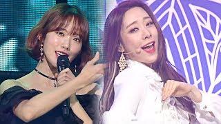 WJSN - Star + La La Loveㅣ우주소녀 - 1억개의 별 + La La Love [SBS Inkigayo Ep 987]