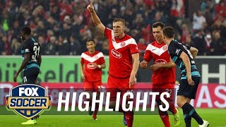Fortuna Düsseldorf vs. Hertha BSC Berlin   2018-19 Bundesliga Highlights