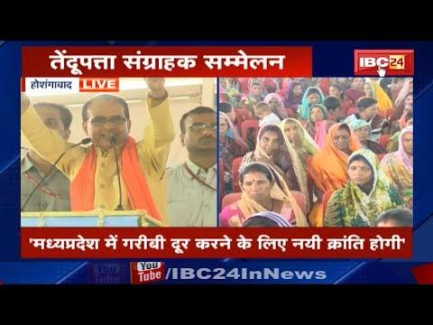 Xxx Mp4 CM Shivraj Singh Speech In Pipariya Hoshangabad MP तेंदूपत्ता संग्राहक सम्मलेन 3gp Sex
