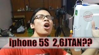iphone 5s 2,6jtan? (Juragan Tekno)
