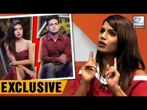 Naina's SHOCKING Reaction On Priyank And Divya's Official Breakup