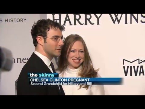 Chelsea Clinton Announces Her Second Pregnancy | ABC News