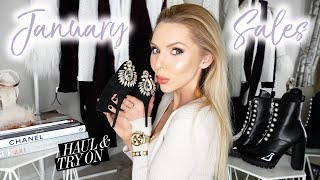 Asos Haul & Try On // JANUARY SALES 2018