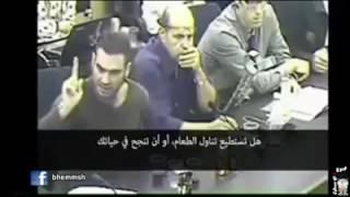 جندي اسرائيلي أنبه ضميره بعد ان قتل اكثر من 40 فلسطيني انظر ماذا يقول؟؟؟