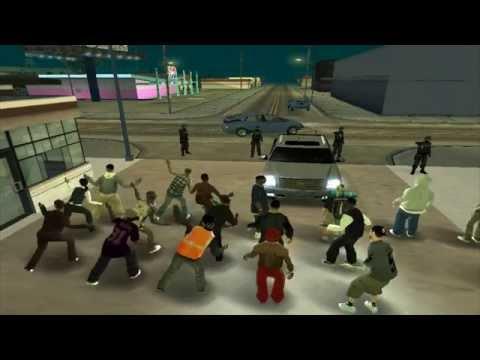 Loquendo GTA San Andreas CJ Consigue un trabajo 2