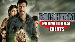 Drishyam Movie (2015) | Ajay Devgn, Tabu, Shriya Saran | Uncut Promotional Events