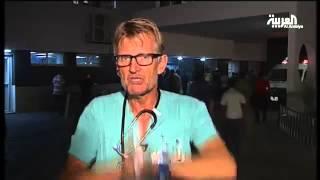 Norwegian Dr calls Obama to spend night in Gaza hospital