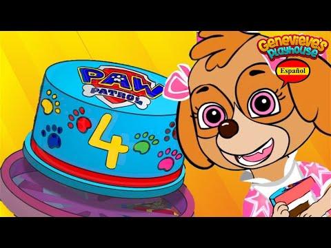 Xxx Mp4 ¡Cumpleaños De Skye ¡Aprende Los Colores Con Video Educativo Para Niños 3gp Sex