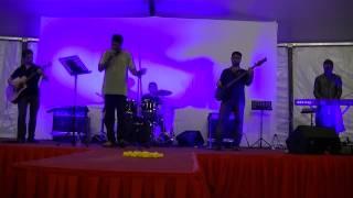 BAS Durga Puja 2014 - Jhalmuri bangla band (Oct 1)