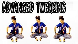 HOW TO TWERK | Advanced Twerking TUTORIAL! (Club Dance Moves)