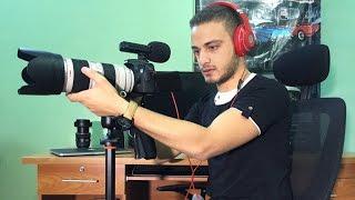 كيف تصور فيديو احترافي؟ - How to film a Professional Video