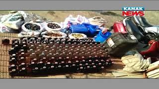 Illegal Liquor Unit Busted In Balasore