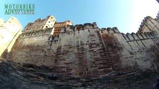 Day 4 MotorBike Adventure Tours India Rajasthan | Rajput Trail | Jodhpur Manvar Camp