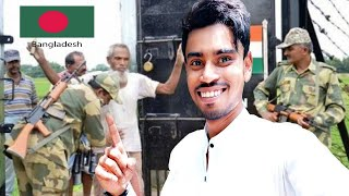 Taki India Bangladesh border | An unexpected journey from kolkata !!