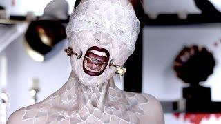 American Horror Story Hotel Makeup Tutorial