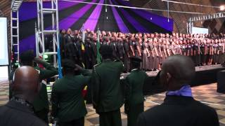 Kenya National Anthem -- East African Homecoming