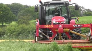 FARMERS GUARDIAN ON TEST: Massey Ferguson 6600 series - 6615 and 6616