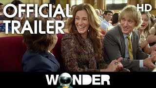 WONDER | Official Trailer | 2017 [HD]