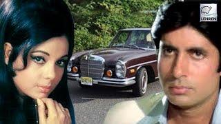 When Mumtaz OFFERED Her Mercedes Car To Amitabh Bachchan | Lehren Retro