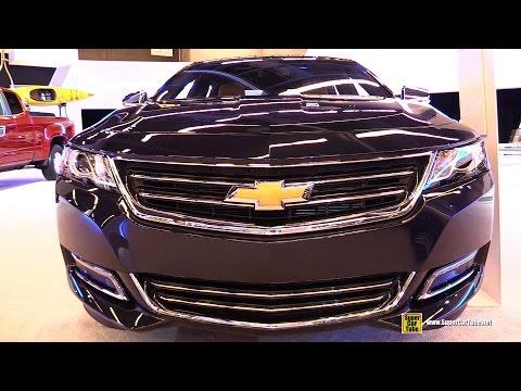 2015 Chevrolet Impala LTZ - Exterior and Interior Walkaround - 2015 Montreal Auto Show