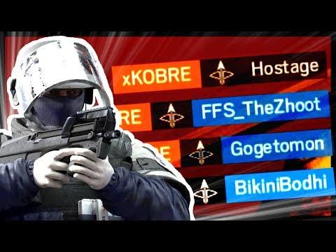 Rainbow Six Siege Strategies That SHOULD NOT Work