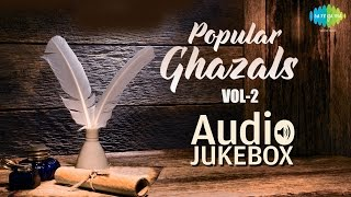 Popular Ghazals Collection - Vol. 2 | Old Hindi Songs | Audio Jukebox