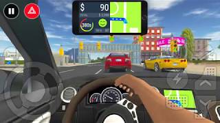 Taxi Game 2 #2 - Yellow Cab Taxi Driving Simulator Android Gameplay