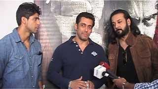 Salman Khan Santosh Shukla Haroon On Jai Ho