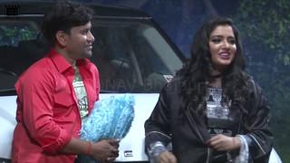 Exclusive | Dinesh Lal Yadav Nirahua & Amrapali Dubey | Live Shooting | Nav Bhojpuri