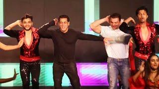 Salman Khan And Sohail Khan LIVE Naach Meri Jaan Dance | Tubelight Ki Night
