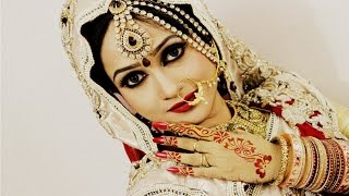 Asian bridal makeup by Shefa Ahmed Shaju