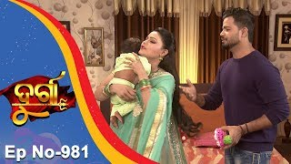 Durga | Full Ep 981 30th Jan 2018 | Odia Serial - TarangTV