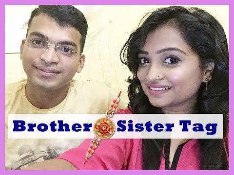 Brother & Sister Tag | Raksha Bandhan Special | Indian Mom on Duty