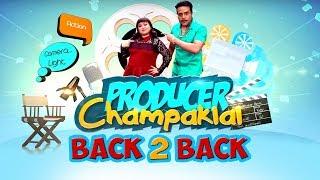 Producer Champaklal | Back 2 Back | Funny Videos
