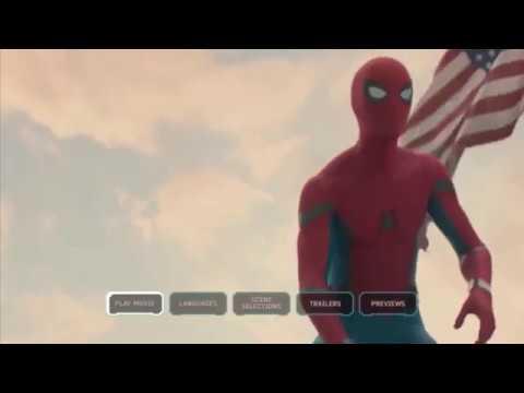 Xxx Mp4 Spider Man Homecoming 2017 Menu DVD HD 3gp Sex