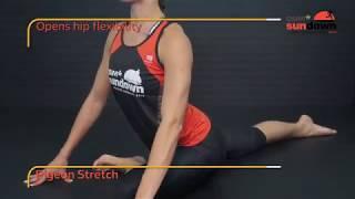 OSIM Sundown Marathon 2018 - Yoga vs Running?