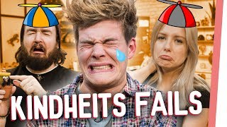 JOEY'S JUNGLE | Das sind die größten Kindheits-Fails! | GMI