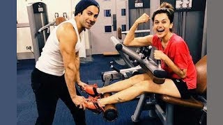 Hot Taapsee Pannu & Varun Dhawan having fun together | Judwaa 2 Movie Updates