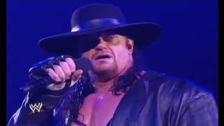 The Undertaker and Kane Segment - WWE SmackDown 27/08/10