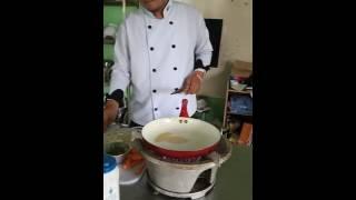 Basic Culinary TESDA Stir fry squid