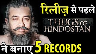 5 Records Created By Thugs Of Hindostan Before Release