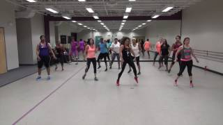 Can't Stop the Feeling, by Justin Timberlake, Choreography by Natalie Haskell for Dance Fitness