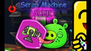 Bad Piggies: Scrap Machine Alien Parts! (Commentary) #SuperflyStyle #SuperflyGaming