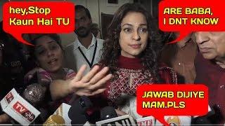 Shocking Juhi Chawla MOBBED by MEDIA on METOO ANSWER