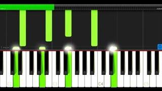 Мот feat. Артём Пивоваров - Муссоны cover (Piano Version)
