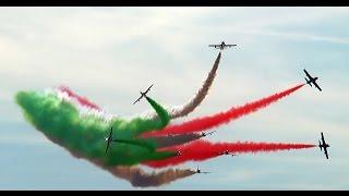 Frecce Tricolori Pisa Air Show 2017