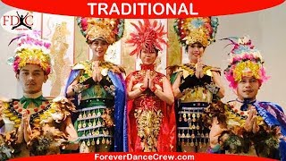 TRADITIONAL DANCE INDONESIA TARI TRADISIONAL INDONESIA KREASI MODERN
