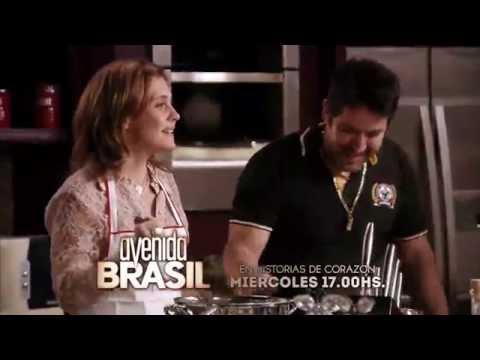 Avenida Brasil Capítulo 73 26 03 2014 Telefe HD Argentina