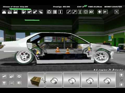 SLRR peugeot 406 tuning edition