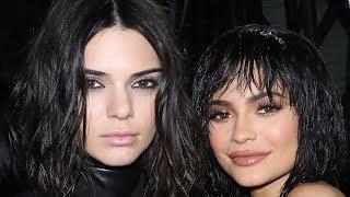 Kendall Jenner & Kylie Jenner Backlash For Selling Tupac & Biggie Shirts